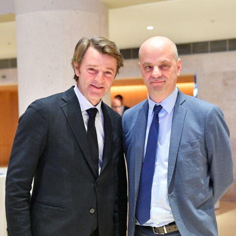 Le saviez-vous? François Baroin et Jean-Michel Blanquer sont amis depuis l'école