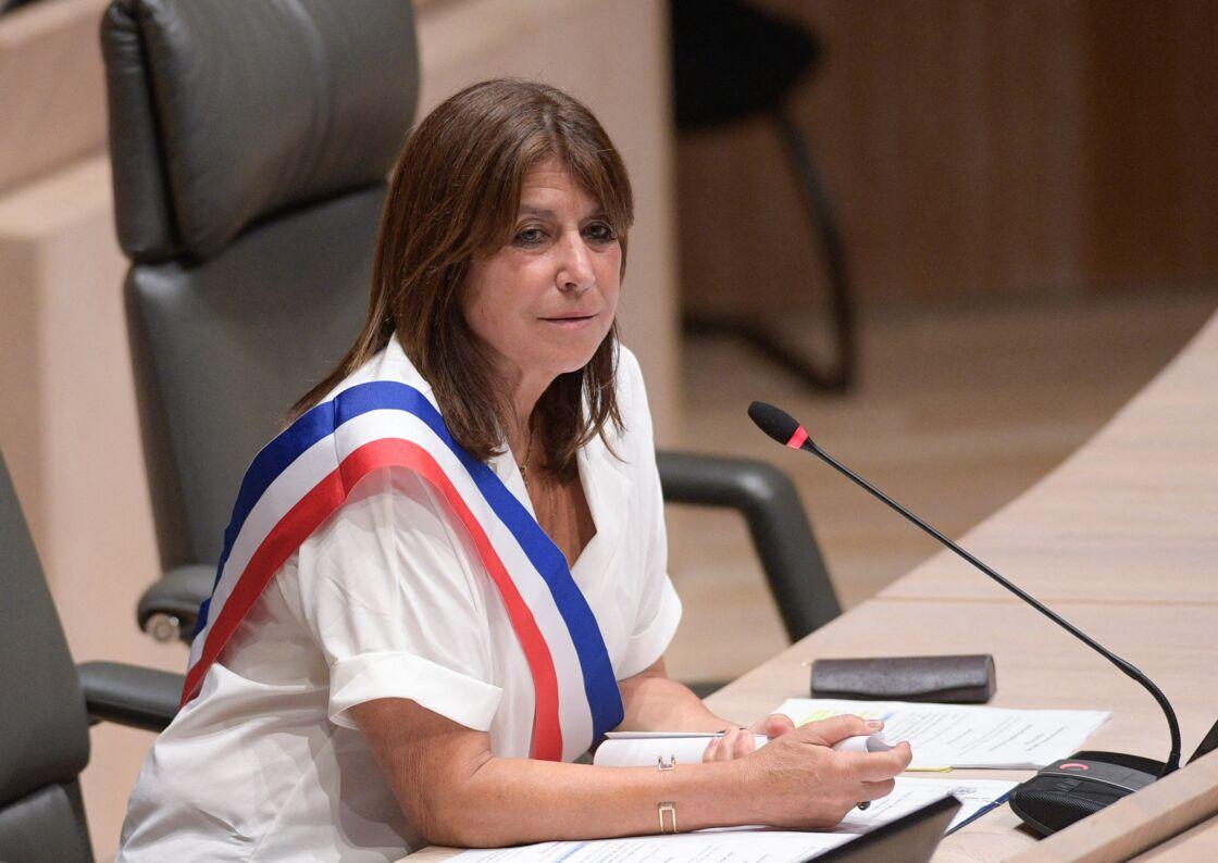 Michèle Rubirola, la maire de Marseille