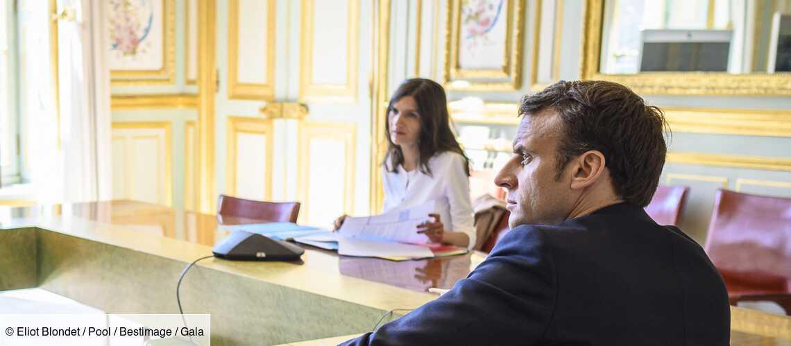 Emmanuel Macron, mauvais DRH? La fille de Marcel Rufo dans la tourmente - Gala