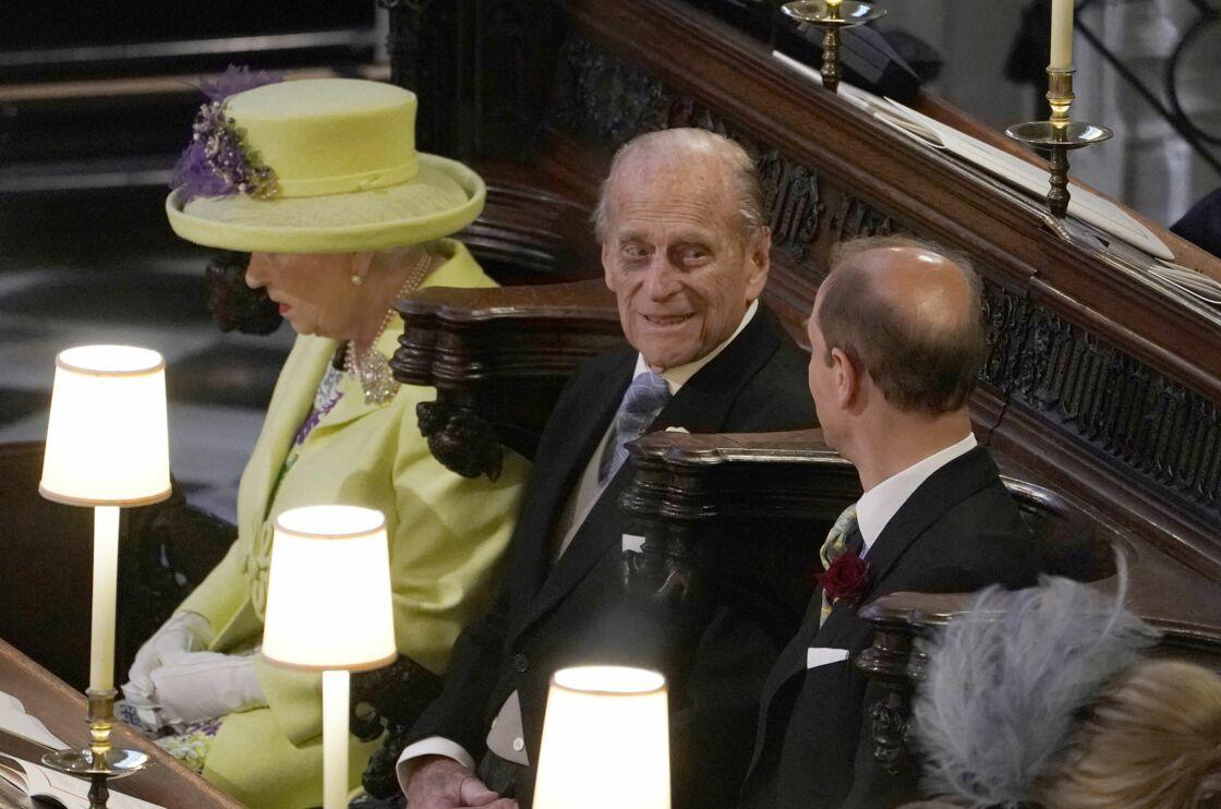 En mai 2018, le prince Philip, affaibli, avait tout fait pour assister au mariage de Meghan et Harry