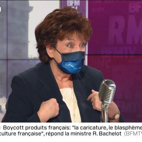 Roselyne Bachelot l'assure: elle se serait levée aux César pour soutenir Adèle Haenel