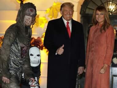 PHOTOS - Melania Trump de retour au côté de son mari Donald