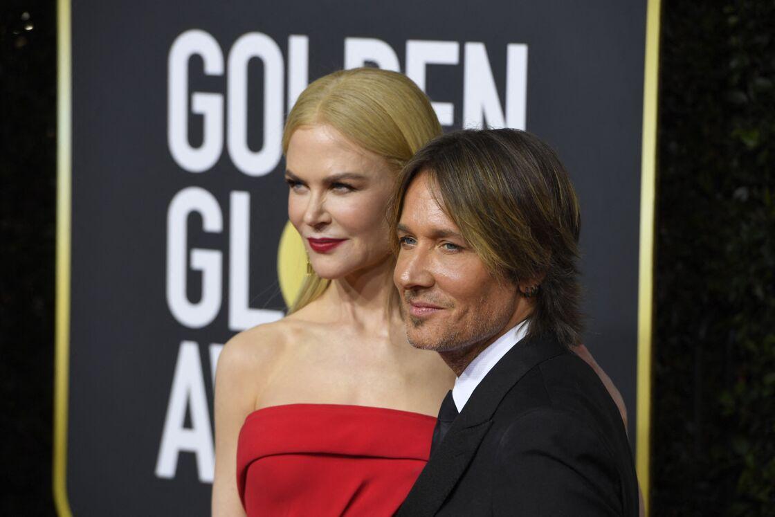 Nicole Kidman et son mari, Keith Urban