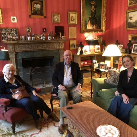 Albert II invite sa fille illégitime… en présence de sa femme Paola