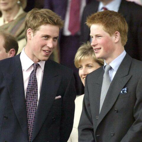 """Le prince Harry encouragé à boire """"en grande quantité"""" par William dès l'adolescence"""