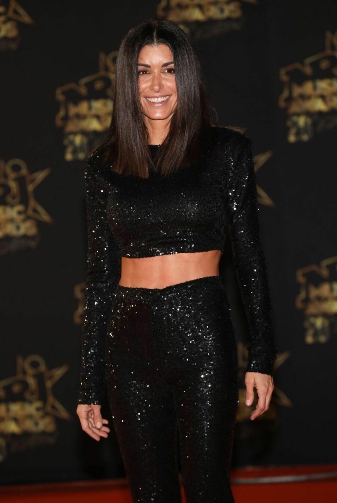 Jenifer a fait sensation en total look Oud Paris au NRJ Music Awards en 2018