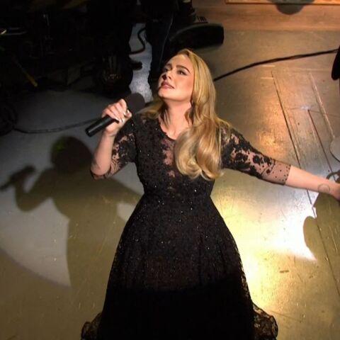 Adele de nouveau en couple: ça se précise!