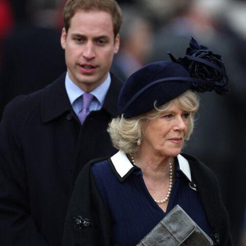 Le prince William face à Camilla: les dessous de leur 1ere rencontre