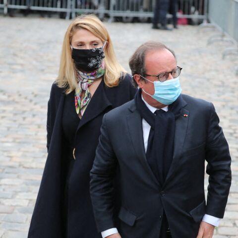 Quand François Hollande ironise sur ses «road trips en scooter»