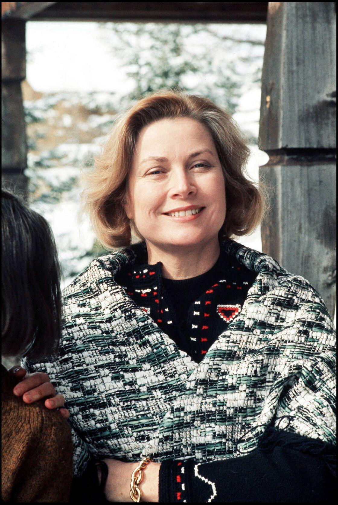 Grace Kelly en 1977
