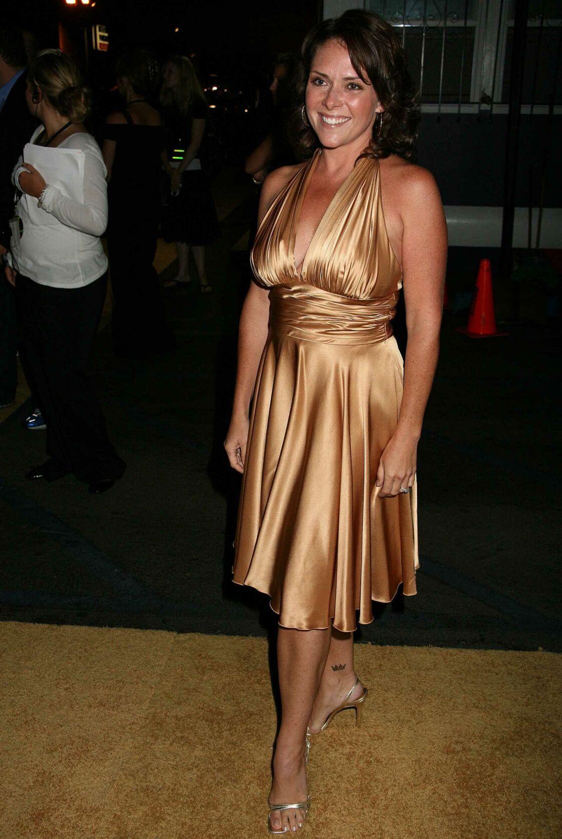 Leanza Cornett le 12 septembre 2006