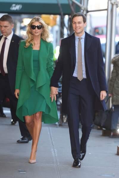 Ivanka Trump et Jared Kushner, un couple complice