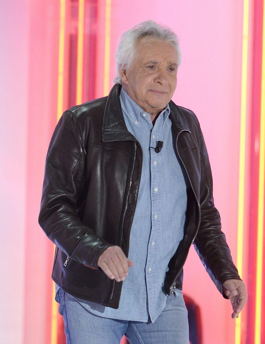 Michel Sardou - Enregistrement de l'émission