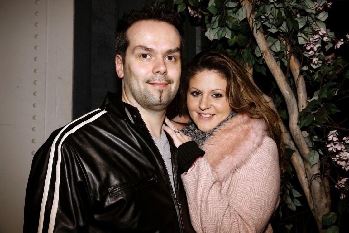Humiliée, Cindy Sander a pu compter sur le soutien indéfectible de son mari, Sébastien
