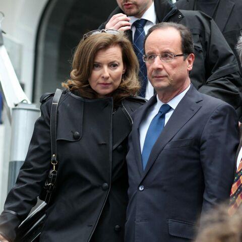 L'antisèche people – François Hollande et Valérie Trierweiler se sont cachés chez un paparazzi au début de leur idylle