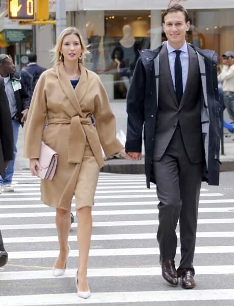 Ivanka Trump et Jared Kushner, un couple très occupé qui fait passer la famille avant tout