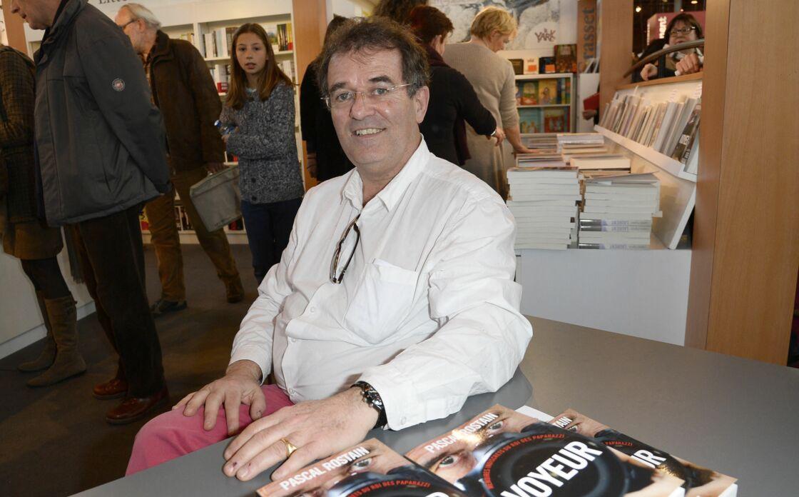 Pascal Rostain à la 34ème édition du Salon du livre à la Porte de Versailles, le 23 mars 2014