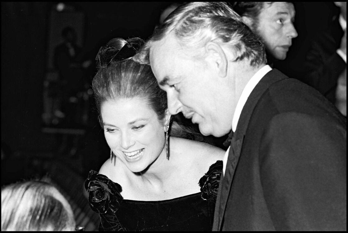 Grace Kelly avec Rainier en 1967