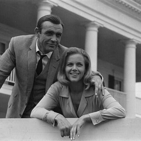 PHOTOS – Sean Connery: retour sur les sublimes James Bond Girls qui l'ont charmé