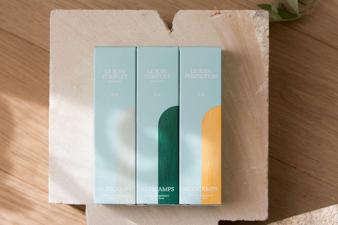 Des produits au petit soin pour notre peau, gorgés d'actifs provençaux naturels.