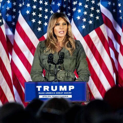 Flashback – Melania Trump en guerre avec la presse tabloïd: quand la First Lady sortait les griffes