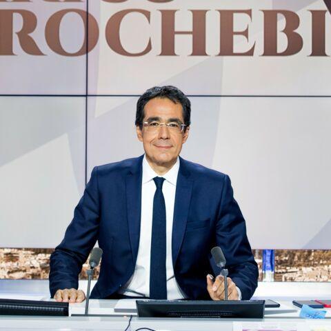 Darius Rochebin éloigné de l'antenne: qui le remplace sur LCI?