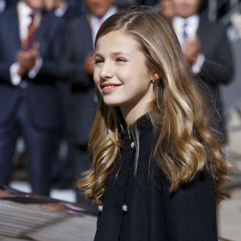 PHOTOS – Leonor d'Espagne, 15 ans, elle porte l'espoir avec l'exil de Juan Carlos