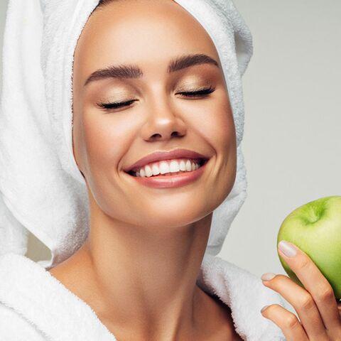 L'extrait de pomme, le super actif 100% naturel au coeur de la gamme Hydraderm d'Académie Scientifique de Beauté