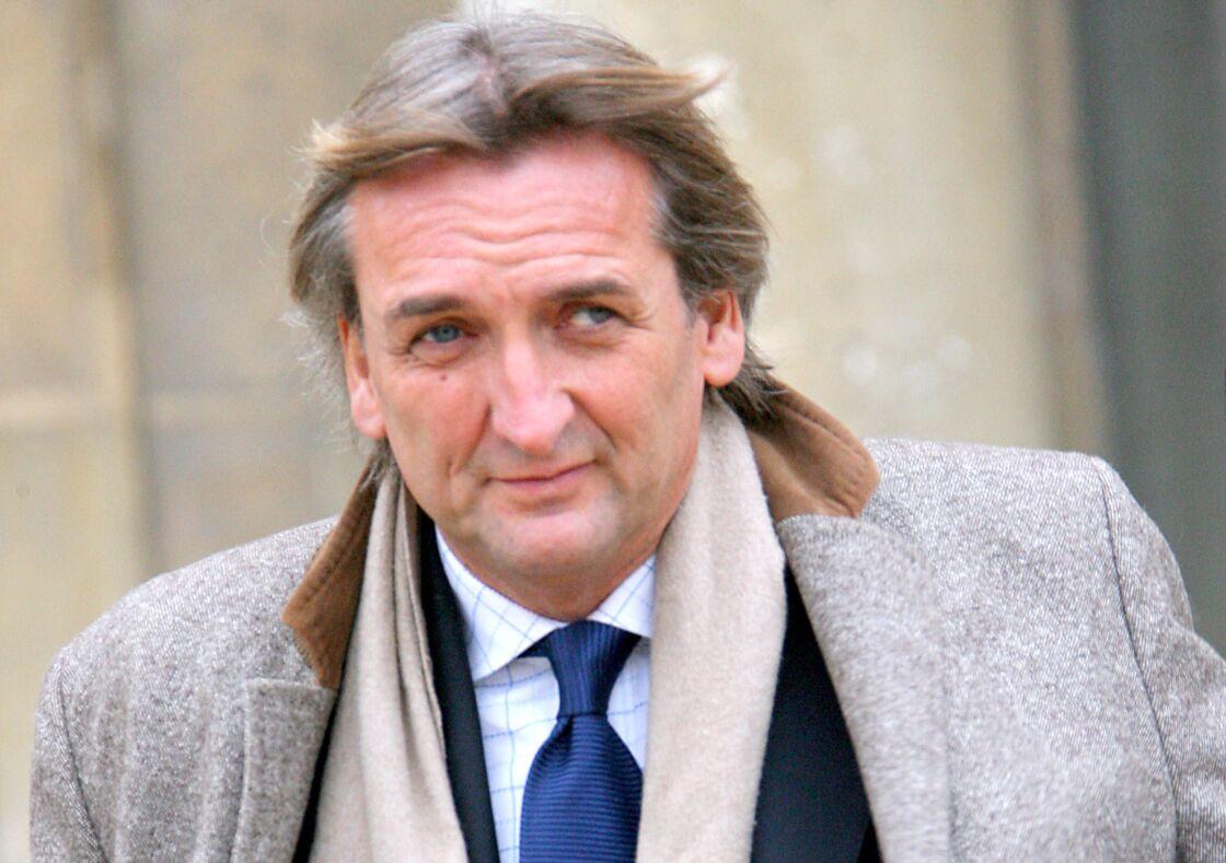 Roger Auque, en 2008
