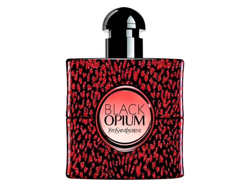 Eau de Parfum Black Opium Édition Limitée Baby Cat, Yves Saint Laurent, 89 € les 50 ml