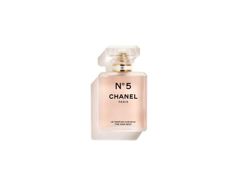 N°5 Le Parfum Cheveux, Chanel, 52 € les 35 ml
