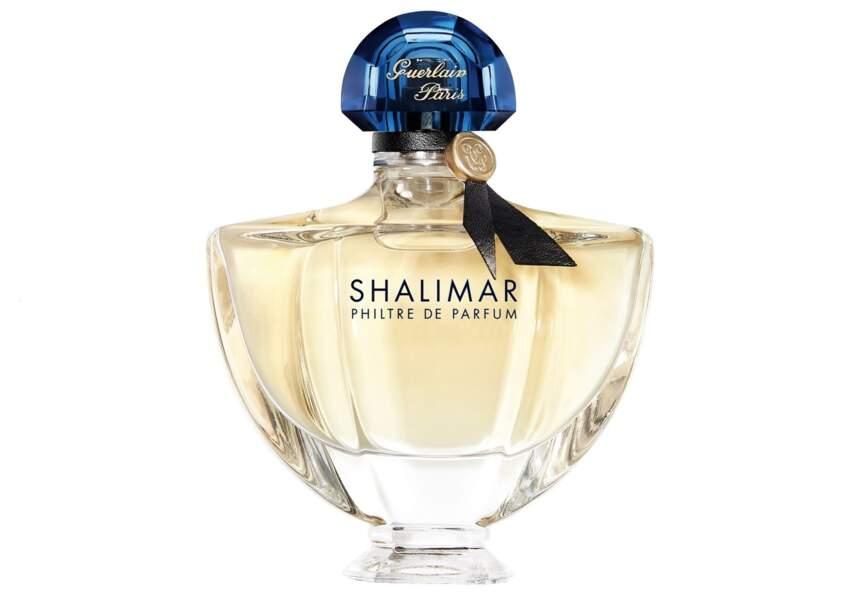 Shalimar Philtre de Parfum, Guerlain, à partir de 99 € les 50 ml