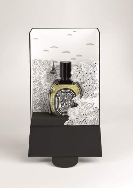 Coffret Eau de Parfum Eau Capitale, Diptyque, 145 € les 75 ml