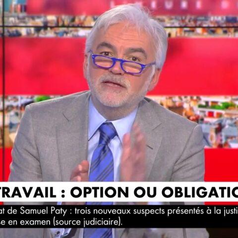 Pascal Praud gêné: un auditeur le complimente sur son physique!