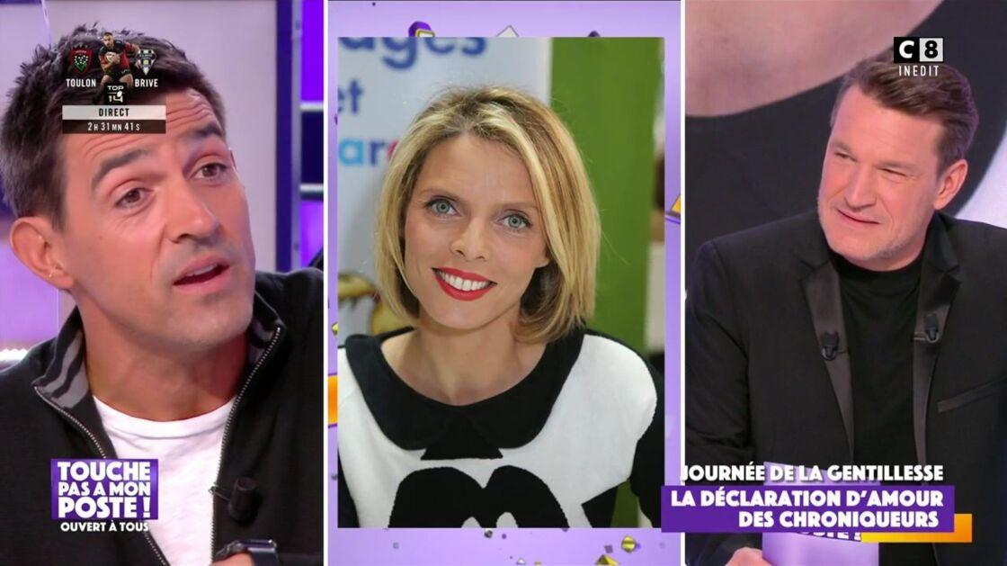 Jean-Pascal Lacoste a expliqué avoir fait un pas vers une réconciliation avec Sylvie Tellier dans Touche Pas à Mon Poste, ce vendredi 6 novembre