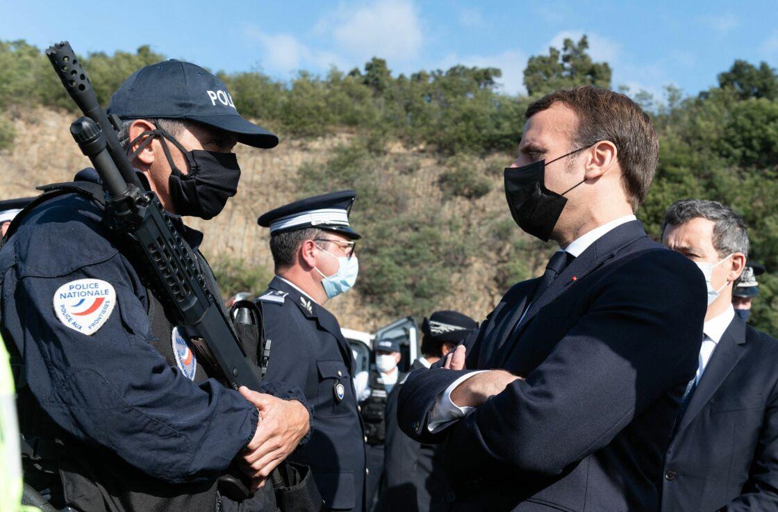La sécurité d'Emmanuel Macron doit être renforcée
