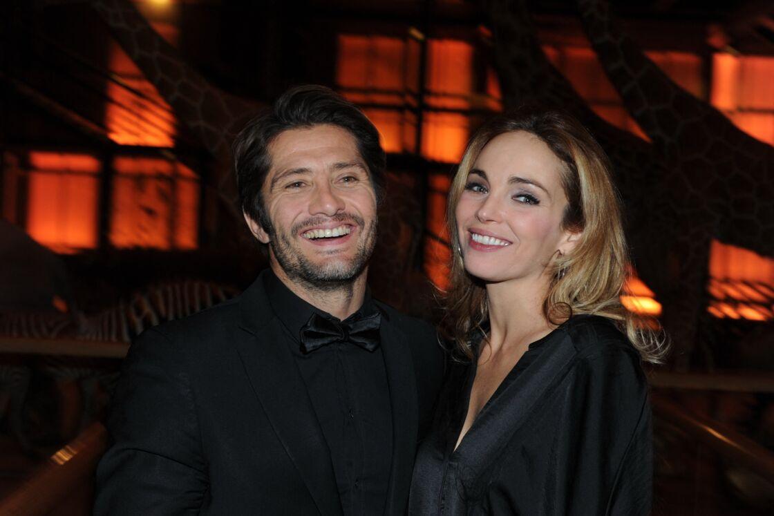 Bixente Lizarazu et Claire Keim le 20 novembre 2013
