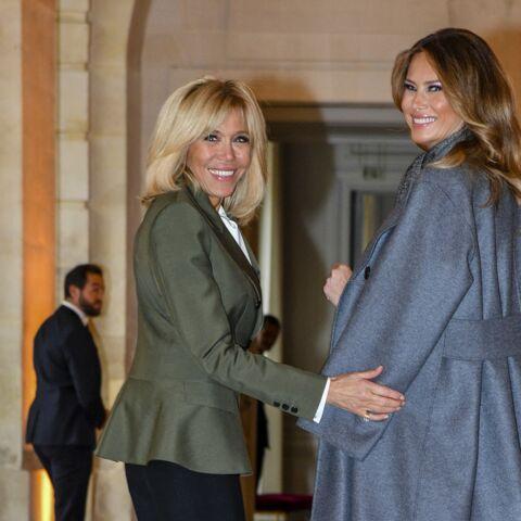 Brigitte Macron: va-t-elle être aussi proche de Jill Biden que de Melania Trump?