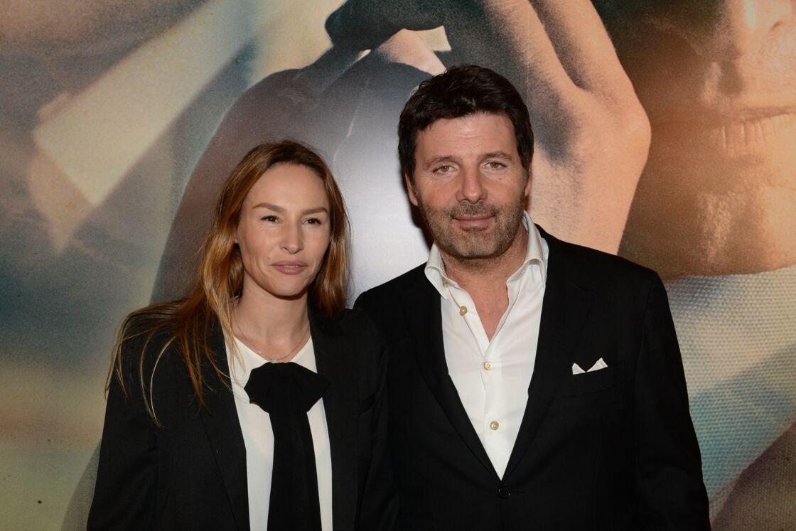 Vanessa Demouy et Philippe Lellouche le 25 novembre 2014