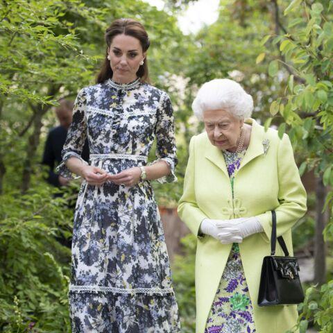 Kate Middleton: qui est celle qui l'a remplacée auprès de la reine?