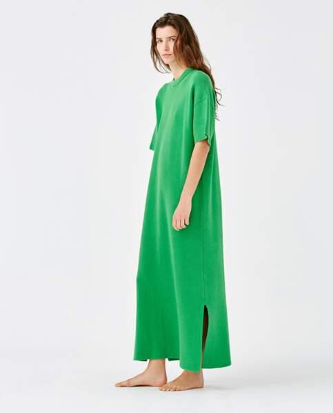Robe en coton vegan taille unique - Babaà, 320€