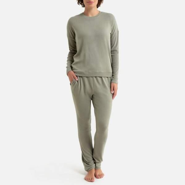 Ensemble en maille tricot - La Redoute, 39,99€