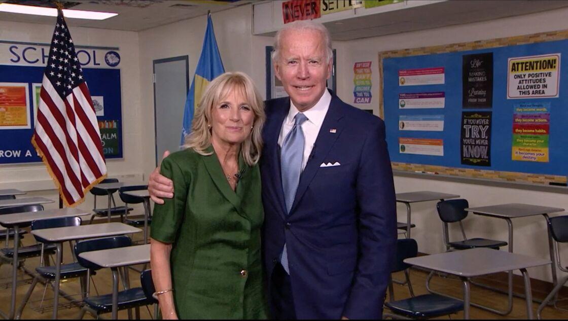 Jill Biden, une femme de caractère très proche de son mari