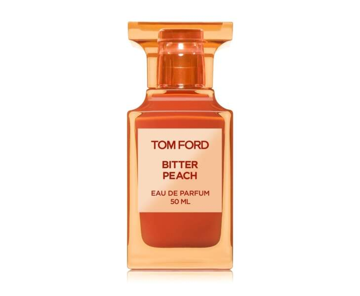 Eau de Parfum Bitter Peach, Tom Ford, 277 € les 50 ml
