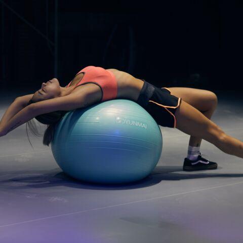 Forme: comment bien utiliser un Swiss Ball