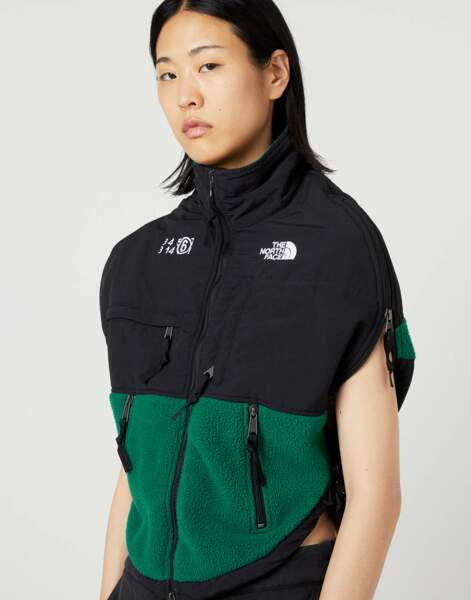 Doudoune ronde, 390€, MM6 x The North Face
