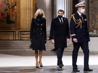 PHOTOS - Emmanuel et Brigitte Macron complices : retrouvailles avec François Hollande