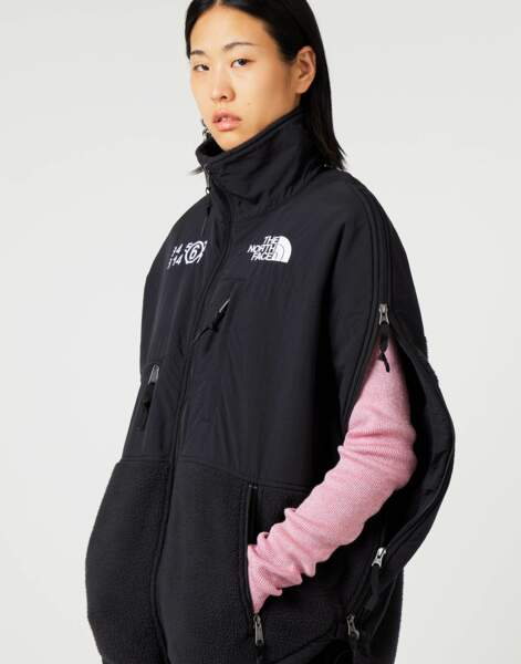 Doudoune ronde, 490€, MM6 x The North Face