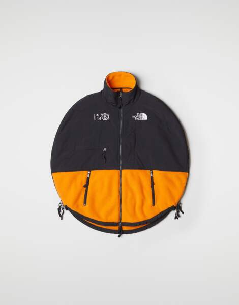 Doudoune ronde, 490€, collaboration MM6 x The North Face