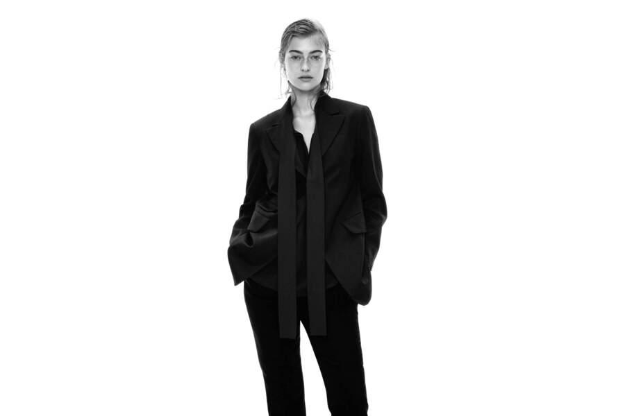 Pantalon chino +J, 59,90€, Collaboration Jil Sander et Uniqlo